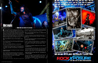 My School of Rock Photography ad in Rock N Roll Industries Magazine