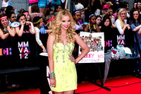 MuchMusic Video Awards 2012 - Red Carpet