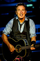 Bruce Springsteen Performs in Toronto