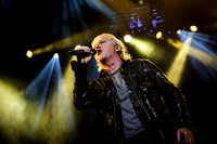 Glass Tiger Performs in Toronto