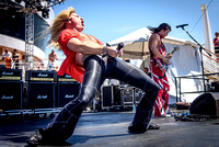 ATOMIC PUNKS AT MONSTERS OF ROCK 2015