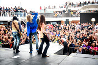 KIX AT MONSTERS OF ROCK 2015
