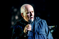 Peter Gabriel Performs in Toronto