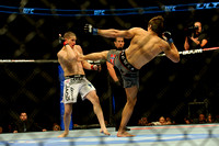 UFC 152 - Baczynski Knocks Out Thoresen