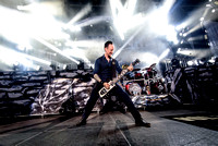 Volbeat Performs in Oshawa