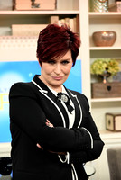 Sharon Osbourne at Marilyn Denis Show