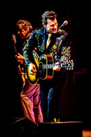 Chris Isaak Performs in Toronto