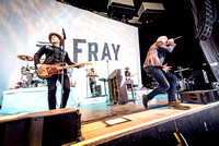 The Fray Performs in Toronto