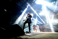 Three Days Grace Performs in Toronto