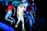 Justin Bieber Performs in Toronto