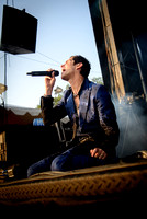 'Jane's Addiction' Performs at Big Music Fest