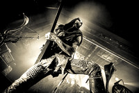 Behemoth Performs in Toronto