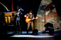 Zac Brown Band Performs in Toronto