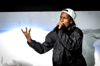 A$AP Rocky Performs in Toronto