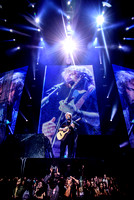 Ed Sheeran Performs in Toronto