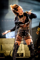 RIHANNA Performs in Toronto