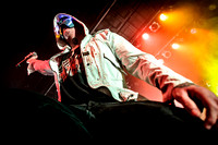 'Hollywood Undead' Performs in Toronto