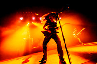 'Coheed and Cambria' Performs in Toronto