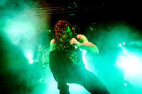 'As I Lay Dying' Performs in Toronto
