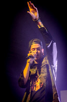 T. Mills Performs in Toronto