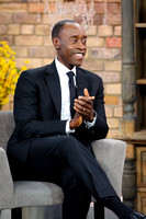 DON CHEADLE at Marilyn Denis Show in Toronto