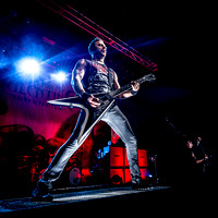 'Bullet For My Valentine' Perform in Toronto