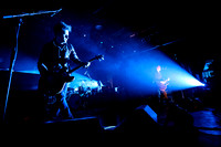 'Black Rebel Motorcycle Club' Perform in Toronto