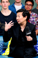 Ken Jeong Appeared to Support New Comedy 'The Hangover Part III' in Toronto