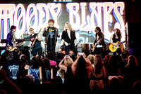 BIG KNOBS JAM AT MOODY BLUES CRUISE
