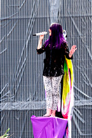 Katy Perry Rehearsals - MMVA 2012 in Toronto