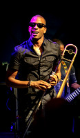 Trombone Shorty Performs in Toronto