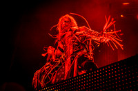 Rob Zombie Performs in Toronto