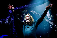Black Sabbath Performs in Toronto