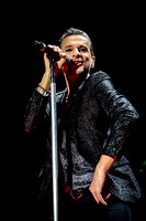 Depeche Mode Performs in Toronto