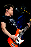 Newsted at Gigantour 2013