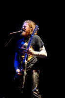 Mastodon Perform in Toronto