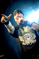 Hatebreed Performs in Toronto