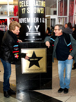 BON JOVI inaugural induction into  Air Canada Centre's Hall of Fame