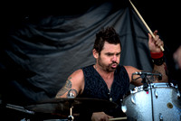 RIVAL SONS, LIVE, 2016  PHOTOCREDIT:  IGOR VIDYASHEV/ATLASICONS