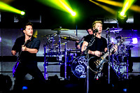 Nickelback live in Toronto