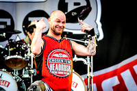 'Five Finger Death Punch' at ROTR 2014