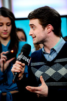 Daniel Radcliffe at NEW.MUSIC.LIVE studio in Toronto