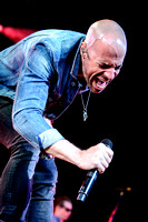 Daughtry Performs in Toronto