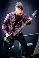 Seether at ROTR 2014 in Columbus