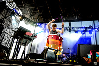 Walk The Moon Performs in Toronto