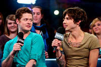 Hot Chelle Rae visit the NEW.MUSIC.LIVE
