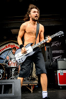 Truckfighters at ROTR 2014 in Columbus