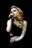 CHER LLOYD Performs in Toronto