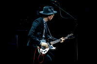Beck Performs in Toronto