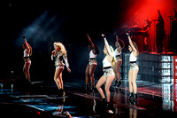 Beyonce Performs in Toronto